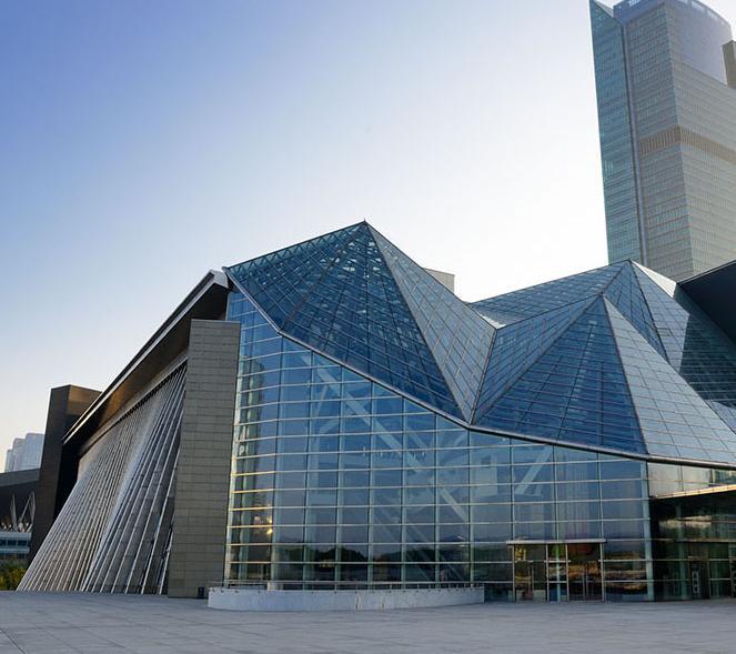 智能书架-深圳图书馆